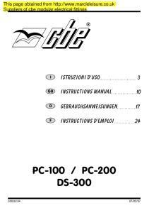 PC-200 DS-300