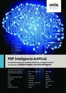 PDP Inteligencia Artificial
