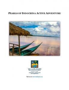 PEARLS OF INDOCHINA ACTIVE ADVENTURE