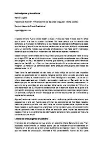Pediatra de Atención PrimariaCentro de Salud de Olaguibel. Vitoria-Gasteiz