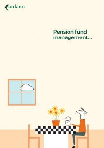 Pension fund management
