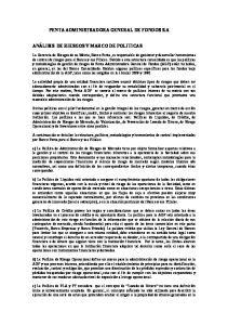 PENTA ADMINISTRADORA GENERAL DE FONDOS S.A