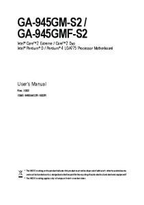 Pentium 4 LGA775 Processor Motherboard