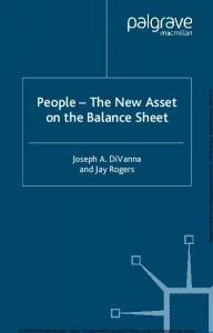 People The New Asset on the Balance Sheet