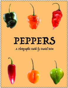 PEPPERS. A Photographic Guide by Daniel Beim