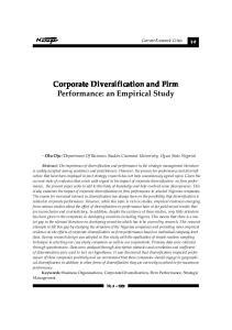 Performance: an Empirical Study