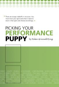 Performance PICKING YOUR. by Helen Grinnell King