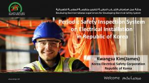 Periodic Safety Inspection System on Electrical Installation in Republic of Korea