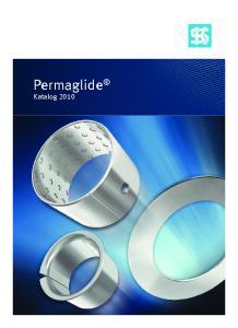 Permaglide Katalog 2010