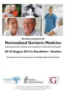 Personalized Geriatric Medicine