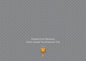 Perspective Drawing Using Adobe Illustrator CS5. May 2010