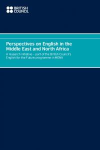 Perspectives on English in the Middle East and North Africa