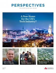 PERSPECTIVES THE LATEST ON UK REAL ESTATE