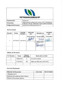 Petroamazonas. Nomenclatura. Ecuador. Bloque 66. Bloque 59. Bloque 44. Amistad