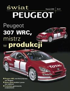 Peugeot 307 WRC, mistrz