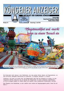 Pfingstmusikfest und -markt laden zu einem Besuch ein
