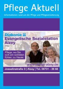 Pflege Aktuell. Informationen rund um die Pflege und Pflegeversicherung