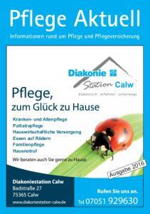 Pflege Aktuell. Informationen rund um Pflege und Pflegeversicherung