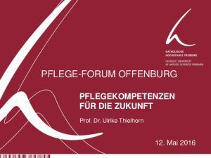 PFLEGE-FORUM OFFENBURG