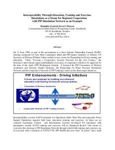 PfP Enhancements - Driving Initiatives