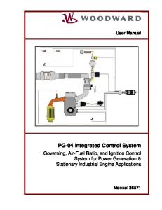 PG-04 Integrated Control System