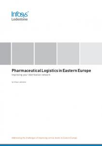 Pharmaceutical Logistics in Eastern Europe