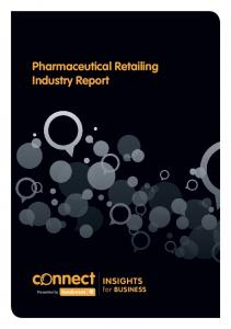 Pharmaceutical Retailing Industry Report