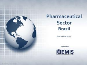 Pharmaceutical Sector Brazil