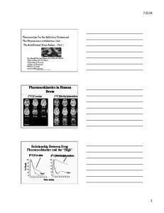 Pharmacokinetics in Human Brain