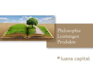 Philosophie Leistungen Produkte