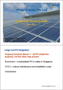 Phoenix Solar Pte Ltd