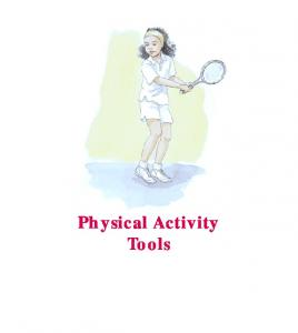 Physical Activity Tools