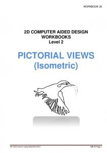 PICTORIAL VIEWS (Isometric)
