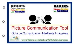 Picture Communication Tool