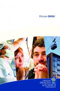Picture OHSU Now put yourself in the picture
