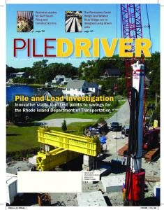Pile and Load Investigation