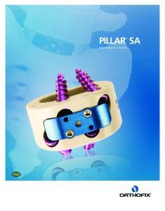 PILLAR SA PEEK SPACER SYSTEM