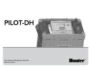 PILOT-DH Hub de decodificadores Pilot-DH