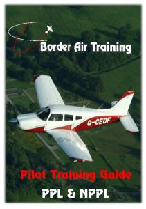 Pilot Training Guide PPL & NPPL