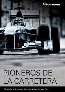 PIONEROS DE LA CARRETERA