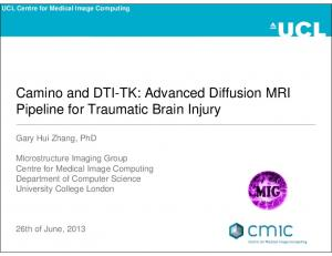 Pipeline for Traumatic Brain Injury