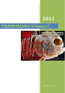 PIRANHAMANIA-Volumen 2