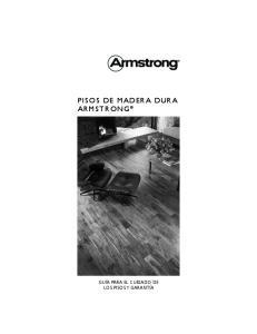 PISOS DE MADERA DURA ARMSTRONG