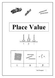 Place Value Place Value