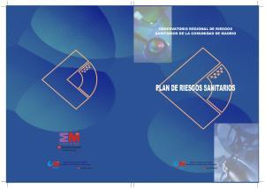 PLAN DE RIESGOS SANITARIOS