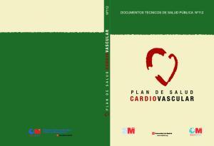 Plan de Salud Cardiovascular Comunidad de Madrid