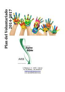 Plan del Voluntariado