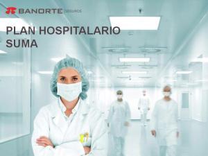 PLAN HOSPITALARIO SUMA