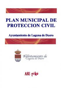 PLAN MUNICIPAL DE PROTECCION CIVIL