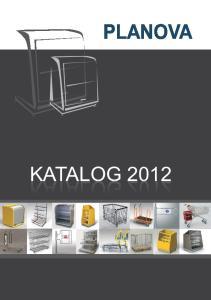 PLANOVA KATALOG 2012